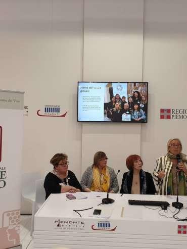 Donne del Vino Assemblea Vinitaly 2019